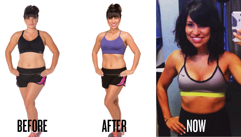 See Holly's Rockout Results!
